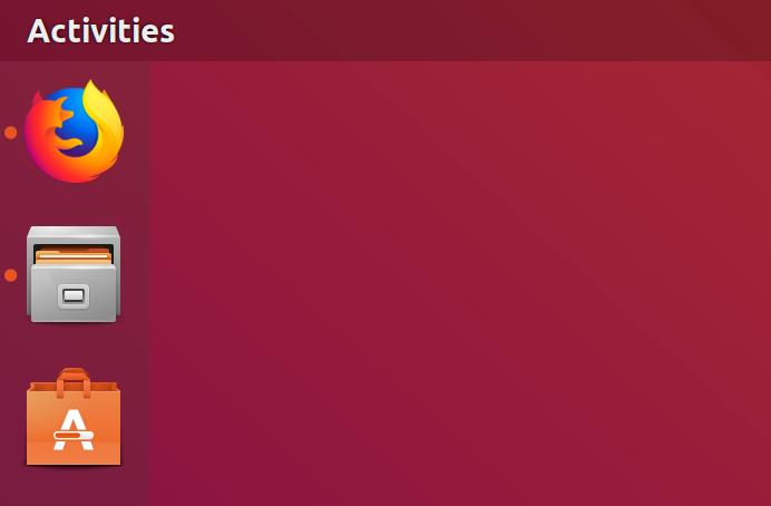Klicka på Ubuntu Software